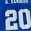 Thumbnail: Vintage Detriot Lions Barry Sanders Nfl Football Jersey By Logo 7