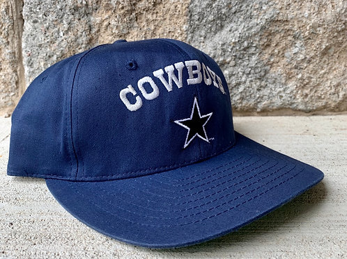 Vintage Dallas Cowboys Snapback Hat By Team NFL