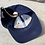 Thumbnail: Vintage Notre Dame Irish Strapback Snapback Hat By Top Of The World