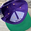 Thumbnail: Vintage Los Angeles Lakers Snapback Hat