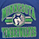 Thumbnail: Vintage Minnesota Timberwolves T Shirt By Trench