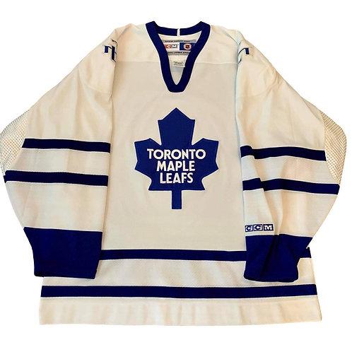 Vintage Toronto Maple Leafs NHL Hockey Jersey By CCM