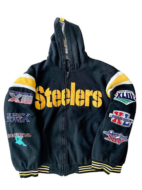 Vintage Pittsburgh Steelers Jacket