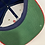 Thumbnail: Vintage Cleveland Indians Cord Snapback Hat