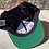 Thumbnail: Vintage Chicago Blackhawks Snapback Hat By Twins