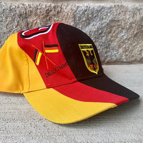 Vintage Germany Snapback Hat