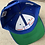 Thumbnail: Vintage New York Rangers Snapback Hat By The Game