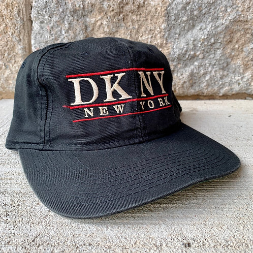 Vintage DKNY Snapback Hat By Youngan
