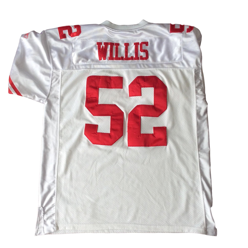 a1bfafb2 San Francisco 49ers Patrick Willis Jersey by Reebok | thenandnowgoods