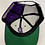 Thumbnail: Vintage Colorado Rockies Letterman Snapback Hat By Starter