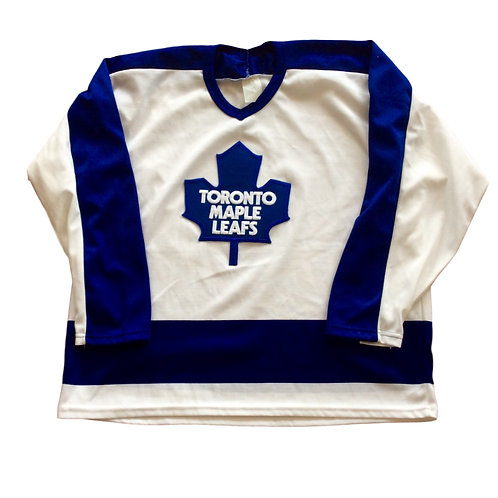 Vintage Toronto Maple Leafs Jersey by CCM