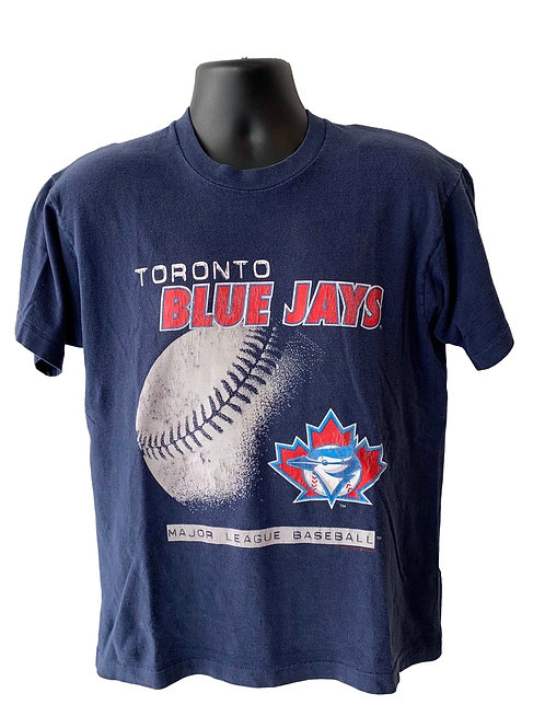 Vintage Toronto Blue Jays T Shirt By Game Gear