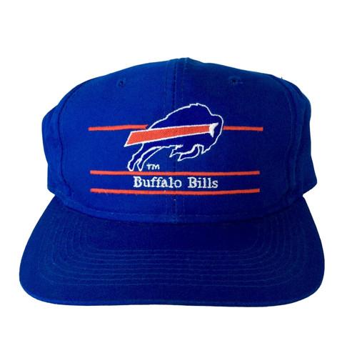 688b5c3715d46 Vintage Buffalo Bills Snapback Hat by Annco. C 25.00