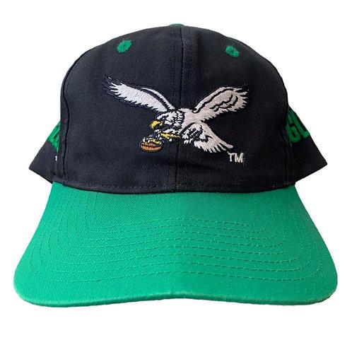 Vintage Philadelphia Eagles Snapback Hat By Eastport