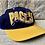 Thumbnail: Vintage Indana Pacers G Cap Wave Snapback Hat