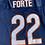 Thumbnail: Chicago Bears Matt Forte Nfl Football Jersey By Reebok
