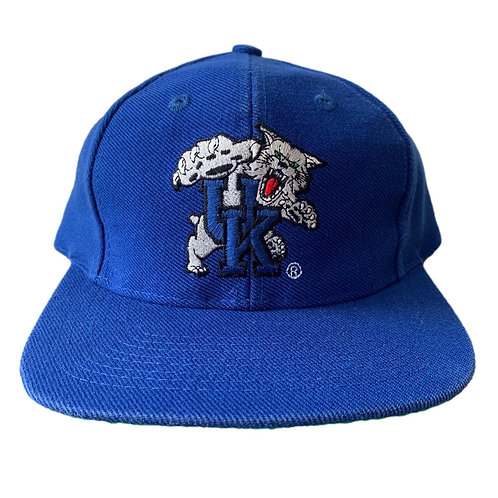 Vintage Kentucky Wildcats Snapback Hat By Image