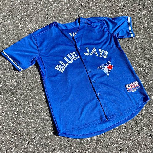 Toronto Blue Jays Drew Hutchison MLB Baseball Jersey By Majestic