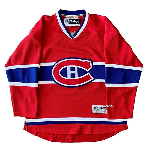 Montreal Canadiens NHL Hockey Jersey By Reebok