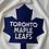 Thumbnail: Vintage Toronto Maple Leafs NHL Hockey Jersey By Reebok