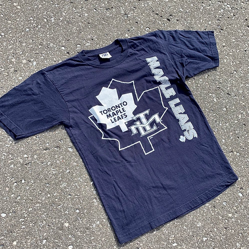 Vintage Toronto Maple Leafs T Shirt By Just Teez