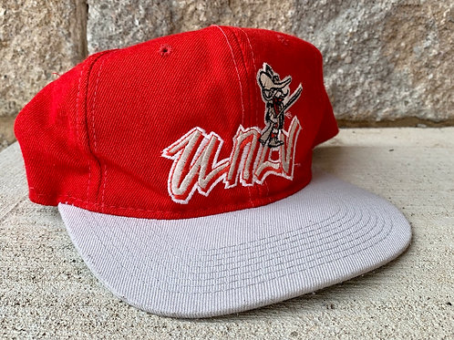 Vintage UNLV Snapback Hat By The Game