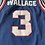 Thumbnail: Vintage Detroit Pistons Ben Wallace NBA Basketball Jersey By Nike