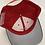 Thumbnail: Vintage Cincinnati Reds Plain Logo Snapback Hat By Signature