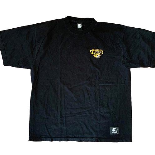 Vintage Missouri Tigers T Shirt By Starter