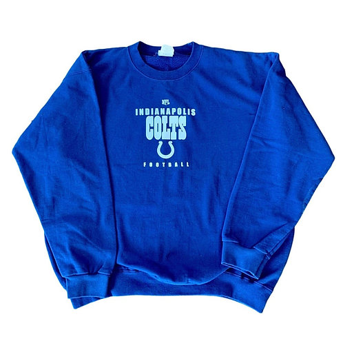 Indianapolis Colts Crewneck Sweater By NFL