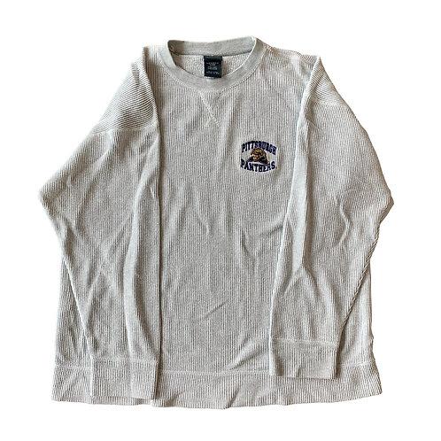 Vintage Pitt Panthers Crewneck Sweater By Pro Edge