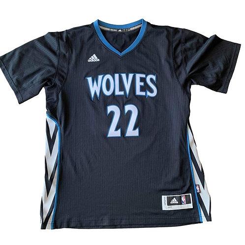 Minnesota Timberwolves Andrew Wiggins NBA Basketball Jersey By Adidas