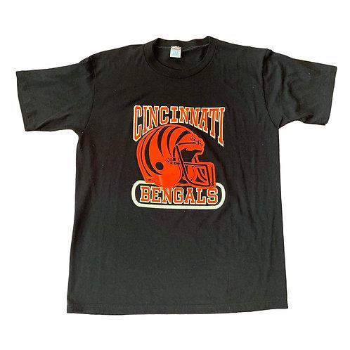 Vintage Cincinnati Benglas T Shirt By Jerzees