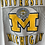 Thumbnail: Vintage Michigan Wolverines T Shirt By Fruit Of The Loom