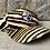 Thumbnail: Vintage Pittsburgh Steelers Zubaz Snapback Hat By AJD