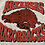 Thumbnail: Vintage Arkansas Razorbacks Crewneck Sweater By Tultex