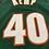 Thumbnail: Vintage Seattle Supersonics Shawn Kemp NBA Basketball Jersey By Champion