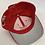 Thumbnail: Vintage Detroit Red Wings Plain Logo Snapback Hat By Starter