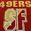 Thumbnail: Vintage San Francisco 49ers T Shirt By Salem