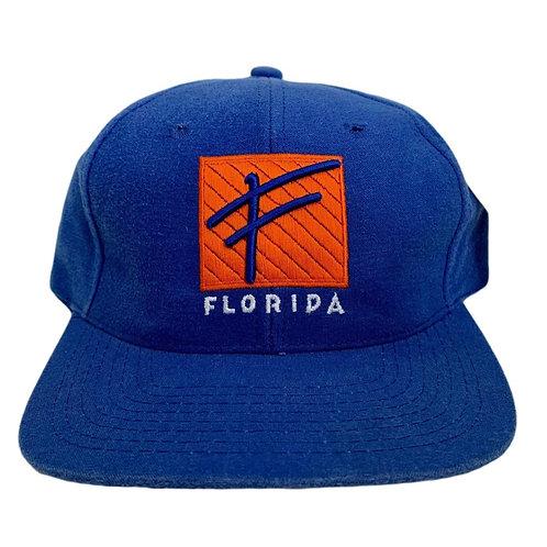 Vintage Florida Gators Velcroback Hat By Sports Specialties