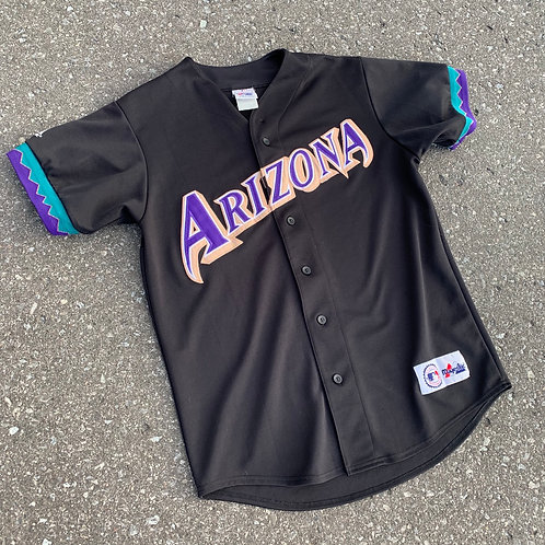 Vintage Arizona Diamondbacks Baseball Jersey By Majestic