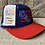 Thumbnail: Vintage USA World Cup Of Soccer Snapback Hat By Apex One
