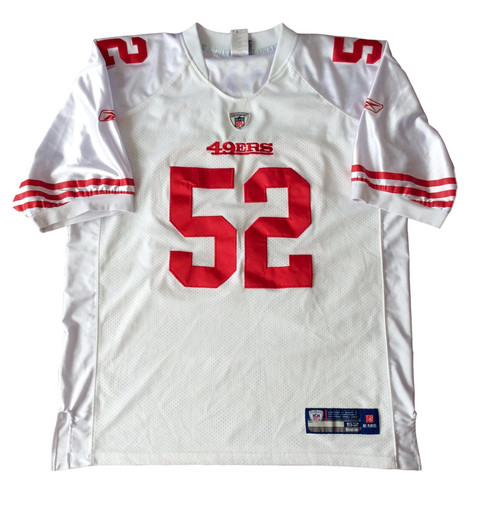 e93d64f00 ... sale san francisco 49ers patrick willis jersey by reebok. c 33.00. made  by reebok