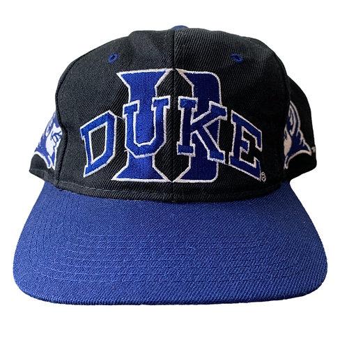 Vintage Duke Blue Devils Snapback Hat