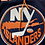 Thumbnail: Vintage New York Islanders Kyle Okposo NHL Hockey Jersey By Reebok