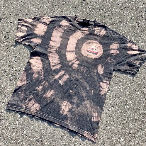 Vintage 2001 NHL All Star Game Tie Dye T-Shirt by Antigua