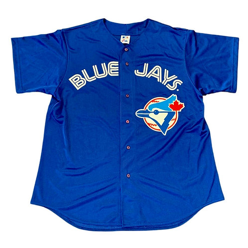 Vintage Toronto Blue Jays MLB Baseball By Majestic