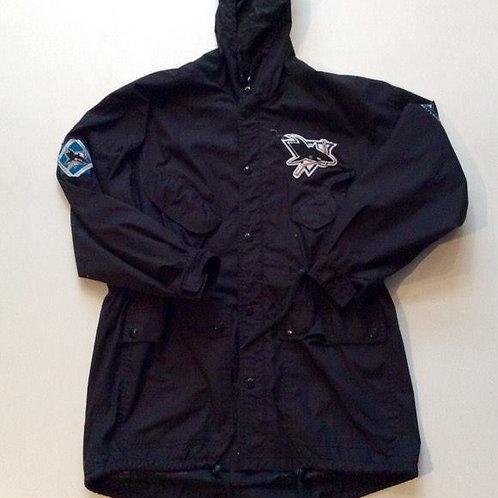 Vintage San Jose Sharks Jacket by Nutmeg