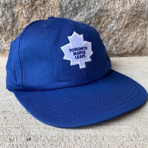 Vintage Toronto Maple Leafs Snapback Hat