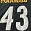 Thumbnail: Pittsburgh Steelers Troy Polamalu NFL Football Jersey By Reebok